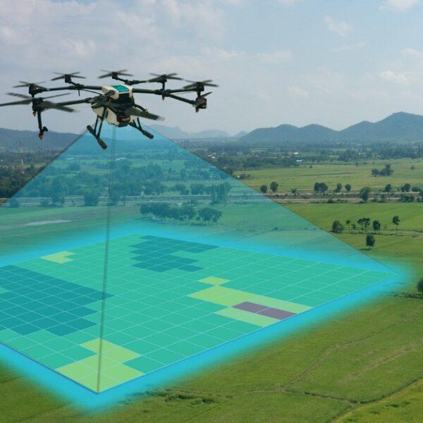 Aeronaves remotamente pilotadas inovam setor agrícola
