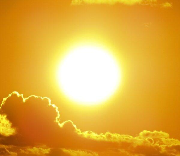 Previsão: NOAA indica tempo seco para o Centro-Oeste nos próximos dias